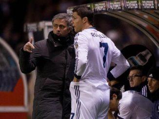Info Bola - Menanti Reuni Mourinho dan Ronaldo di Liga Champions