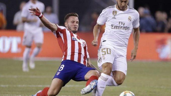 Agen Judi Terbaik - Derby Madrid Langsung Panas Sejak Pramusim