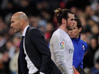 Website Sbo Terbaik - Zidane Lagi-lagi Tak Memainkan Gareth Bale