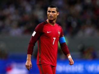 Info Bola Terakurat dan Terpercaya -Ronaldo Bertemu Wenger Sebelum Pindah Ke Man United