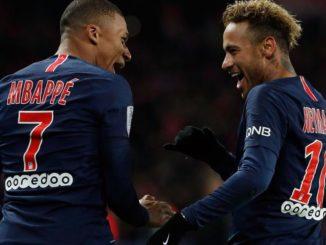 Agen Sbobet Bola - Kylian Mbappe Minta Neymar Tetap Di Paris Saint Germany