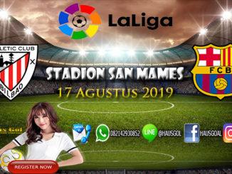Prediksi Sbobet Mixparlay - Prediksi Athletic Bilbao Vs Barcelona 17 Agustus 2019