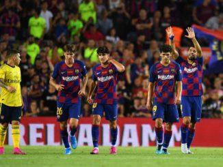 Sbobet Terpercaya 2019 - Barcelona Menjuarai Turnamen Joan Gamper Setelah Menundukkan Arsenal