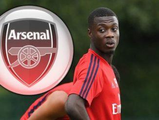 Info Bola Judi Online -Nicolas Pepe Memberi Faktor Ketakutan Kepada Arsenal, Kata Kanu