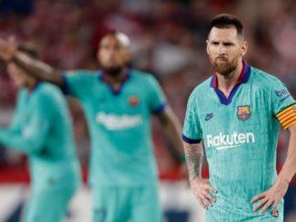 Info Bola Jitu -Masalah Besar Messi Di Barcelona Tidak Bisa Di Selesaikan