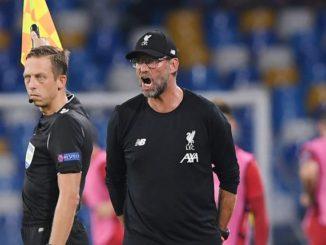 Info Situs Bola - Kekalahan Liverpool Atas Napoli Membuat Jurgen Klopp Malu