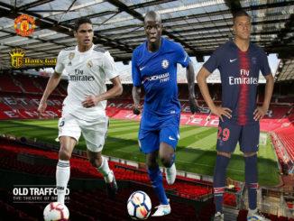 Info Taruhan Bola - Neville Mengungkapkan Tiga Pemain Yang Akan Di Beli Untuk Man Utd