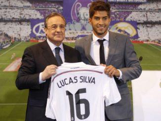 Info Judi Bola Akurat - Lucas Silva Menyatakan Siap Bersinar Di Real Madrid