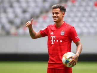 Info Bola Terakurat - Philippe Coutinho Mengubah Bayern Menjadi Pesaing Liga Champions