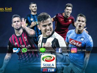 Prediksi Bola Jitu Liga Italia Periode 05 Oct - 07 Oct 2019