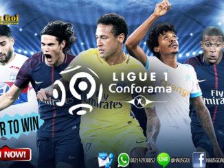 Prediksi Bola Jitu Liga Prancis Periode 05 Oct - 07 Oct 2019