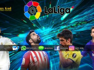 Prediksi Bola Jitu Liga Spanyol Periode 05 Oct – 07 Oct 2019