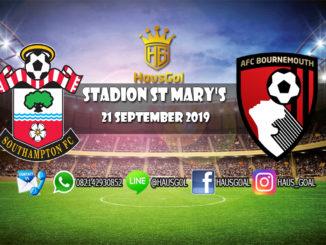 Prediksi Southampton Vs Bournemouth 21 September 2019