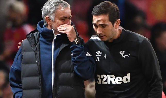 Situs Judi Bola -Frank Lampard Anggap Jose Mourinho Sebagai Panutan