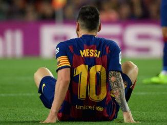 Info Bola Malam Ini -Barcelona Mengeluarkan Pembaruan Tentang Cederanya Lionel Messi
