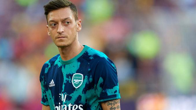 Deposit Agen Bola -Mesut Ozil Tidak Masuk Daftar Skuat Arsenal Musim Panas Ini