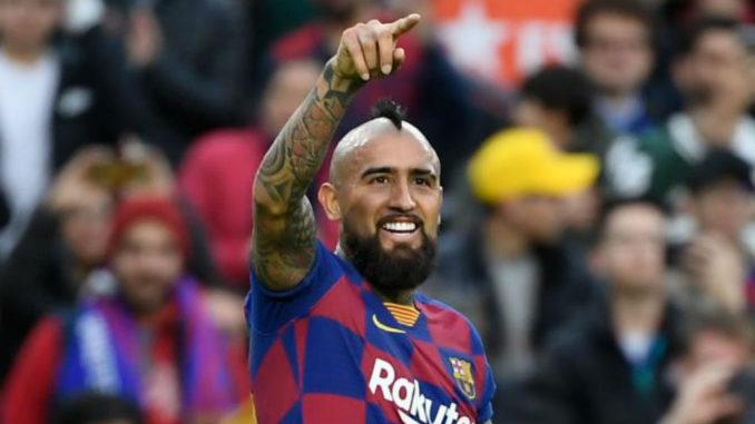 Info Bola Akurat -Arturo Vidal Capai Kesepakatan Tinggalkan Barcelona